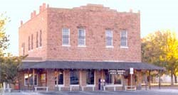 Fort Davis location
